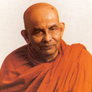 The Most Ven. Mahanayake Thero